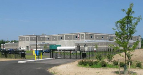 Webster water Treatment Plant